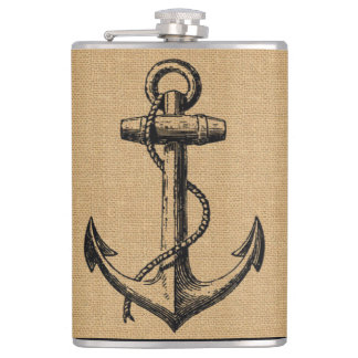Ahoy Mate Flask