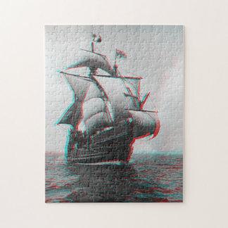 Ahoy, Matey! 3D Puzzle