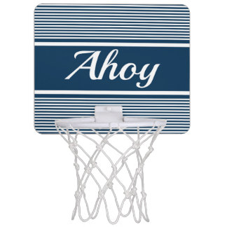 Ahoy Mini Basketball Hoop