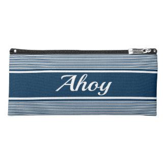 Ahoy Pencil Case