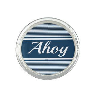 Ahoy Photo Rings