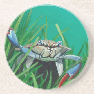 Ahoy There Meet The Under Water Sea Crab Coaster