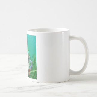 Ahoy There Meet The Under Water Sea Crab Coffee Mug