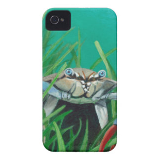 Ahoy There Meet The Under Water Sea Crab iPhone 4 Cover