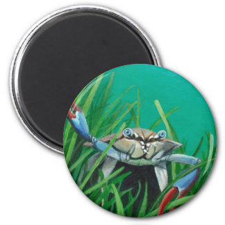 Ahoy There Meet The Under Water Sea Crab Magnet