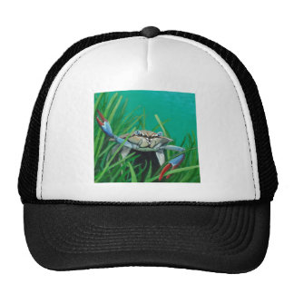 Ahoy There Meet The Under Water Sea Crab Trucker Hat