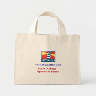 AhoyCaptain Boat tote Mini Tote Bag
