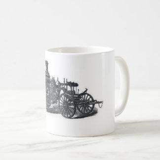 Ahrens Fire Engine Pumper Coffee Mug