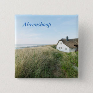 Ahrenshoop 2 Inch Square Button