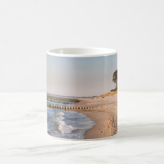 Ahrenshoop Beach Coffee Mug