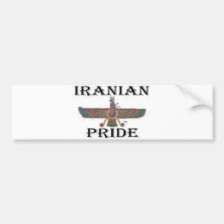 Ahura Mazda - Iranian Pride Bumper Sticker