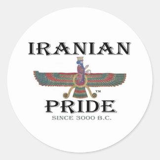 Ahura Mazda - Iranian Pride Stickers