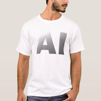 AI artificial intelligence T-Shirt