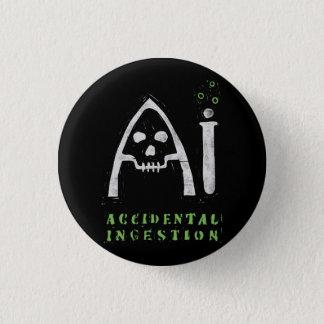 AI Button (Black)