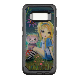 Aice in Wonderland Fantasy Art OtterBox Commuter Samsung Galaxy S8 Case