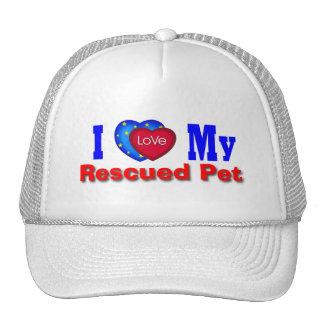Aid911 Adoption Drive Custom Caps. Volunteers Want Trucker Hat