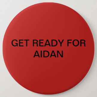 AIDAN ROGERS BAG 6 INCH ROUND BUTTON
