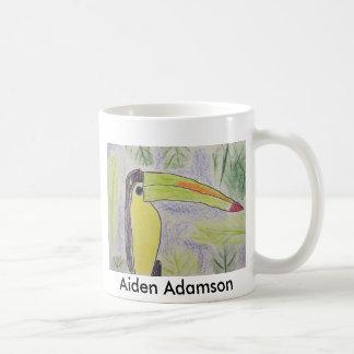Aiden Adamson Coffee Mug