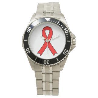 AIDS Awareness Wristwatch