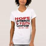 AIDS HIV HOPE 3 TEE SHIRTS