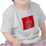 AIDS Keep Calm and Fight On
