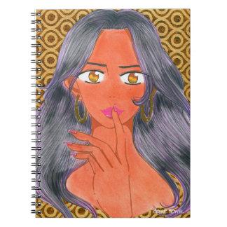 Aiesha Tonie's 1st Investigation Notebooks