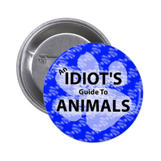 AIGTA Podcast Blue Logo 2 Inch Round Button
