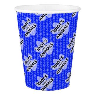 AIGTA Podcast Blue Logo Paper Cup