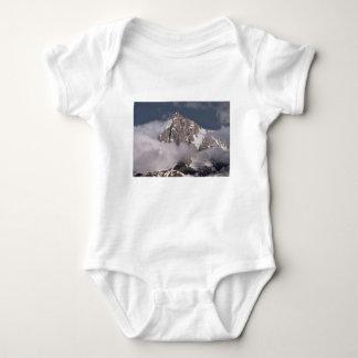 Aiguille du Midi in France Baby Bodysuit