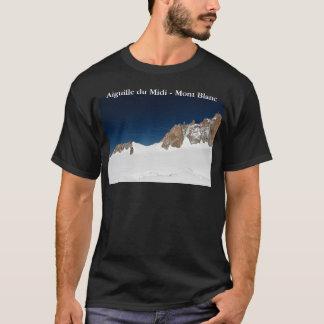 Aiguille du Midi - Mont Blanc 2 T-Shirt