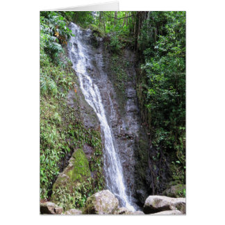 Aihualama Falls Card