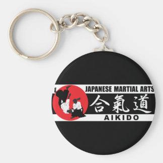Aikido 2 keychain