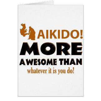 AIKIDO CARD