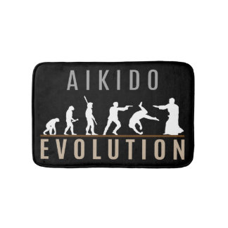 Aikido Evolution Bath Mat