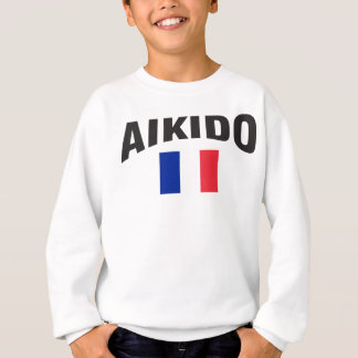 Aikido France French Flag Sweatshirt