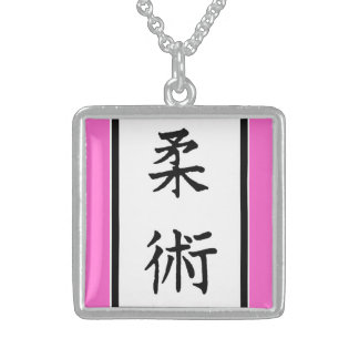AIKIDO STERLING SILVER NECKLACE