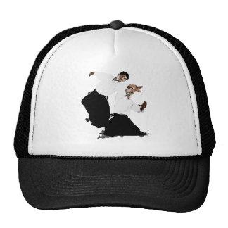 Aikido suwari trucker hat