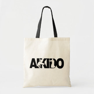 Aikido Throw Tote Bag