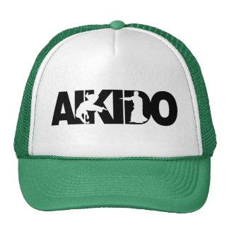 Aikido Throw Trucker Hat