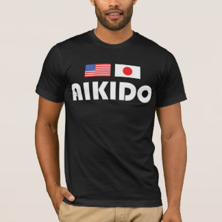 Aikido US/Japan T-Shirt