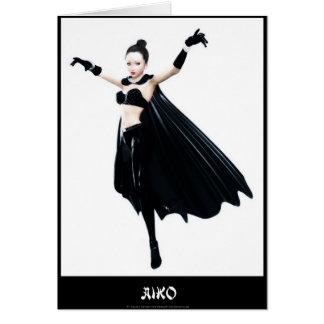 Aiko Art Card