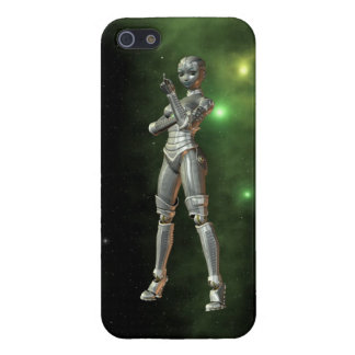 aikobot & stars case for the iPhone 5
