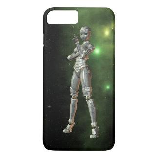 aikobot & stars iPhone 7 plus case
