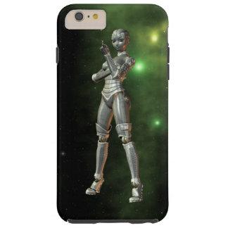 aikobot & stars tough iPhone 6 plus case