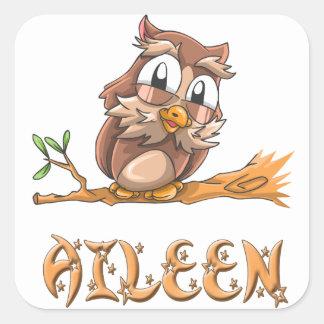 Aileen Owl Sticker