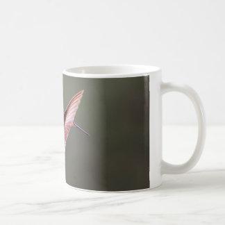 Ailes d'ange mug blanc