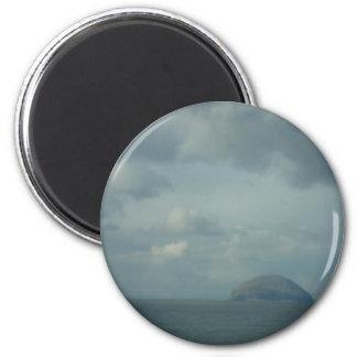 Ailsa craig 2 inch round magnet