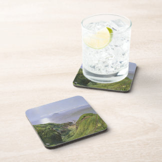 Ailsa Craig and the Isle of Arran, Scotland Drink Coasters