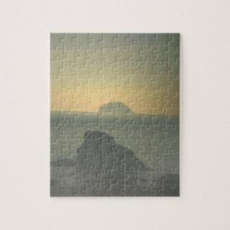 Ailsa Craig, Ayrshire, Scotland Jigsaw Puzzle