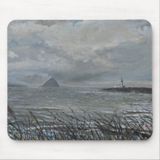 Ailsa Craig from Arran 2007 Mouse Pad